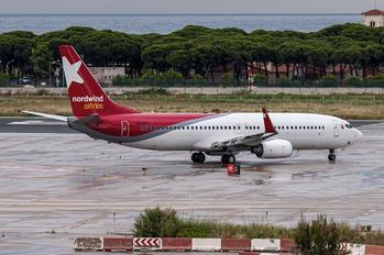 VP-BPY - Nordwind Airlines Boeing 737-800