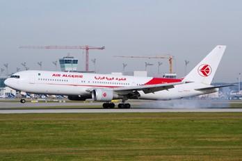 7T-VJG - Air Algerie Boeing 767-300