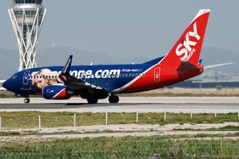 OM-NGA - SkyEurope Boeing 737-700