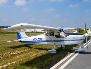 EC-ZGB - Private Tecnam P92 Echo, JS & Super