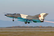 6196 - Romania - Air Force Mikoyan-Gurevich MiG-21 LanceR C aircraft