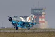 5197 - Romania - Air Force Mikoyan-Gurevich MiG-21 LanceR C aircraft