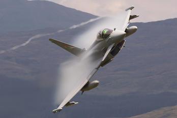 ZJ938 - Royal Air Force Eurofighter Typhoon FGR.4