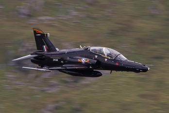 ZK014 - Royal Air Force British Aerospace Hawk T.2