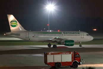D-ASTU - Germania Airbus A319
