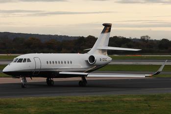 M-ORAD - Private Dassault Falcon 2000 DX, EX