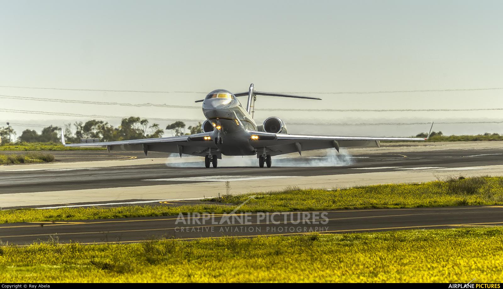 Private HB-IHQ aircraft at Malta Intl