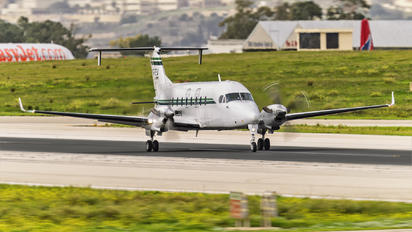 N191EV - Evergreen Beechcraft 1900D Airliner