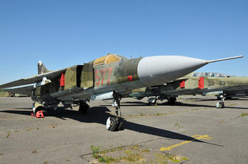 577 - Germany - Democratic Republic Air Force Mikoyan-Gurevich MiG-23MF