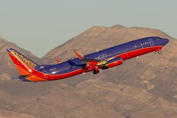 N8635F - Southwest Airlines Boeing 737-800