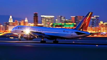 N644DL - Delta Air Lines Boeing 757-200