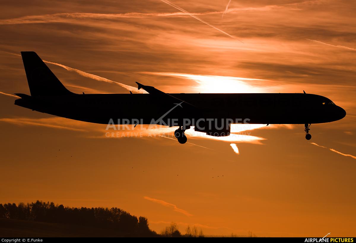 Atlasjet TC-ATY aircraft at Dresden