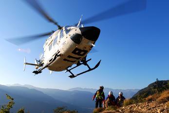I-HDBX - INAER Eurocopter BK117