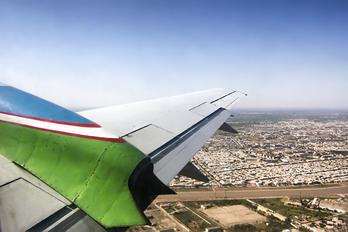 UK-91105 - Uzbekistan Airways Ilyushin Il-114