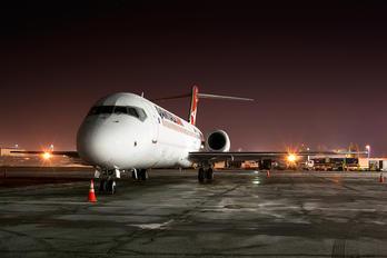 N927ME - QantasLink Boeing 717