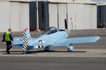 ZU-ICE - Private Vans RV-8