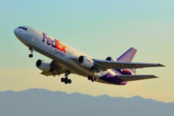 N373FE - FedEx Federal Express McDonnell Douglas MD-10-10F