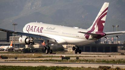 A7-ACA - Qatar Airways Airbus A330-200