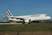 F-GKXR - Air France Airbus A320 aircraft