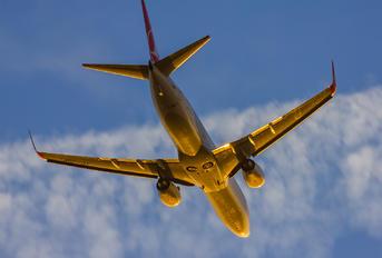 TC-JGK - Turkish Airlines Boeing 737-800
