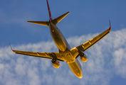 TC-JGK - Turkish Airlines Boeing 737-800 aircraft
