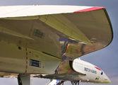 G-BOAC - British Airways Aerospatiale-BAC Concorde aircraft