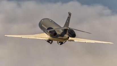 I-JAMJ - Sirio Dassault Falcon 2000 DX, EX