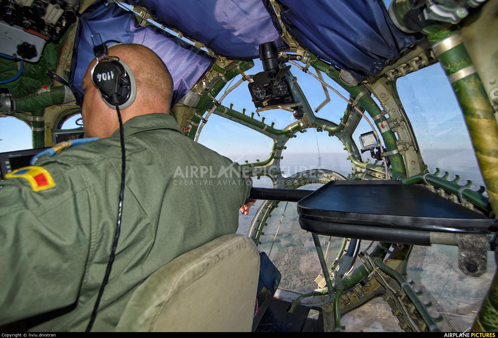 Romania - Air Force 1104 aircraft at Off Airport - Romania