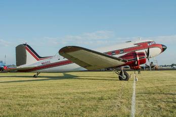 N62CC - Private Douglas DC-3