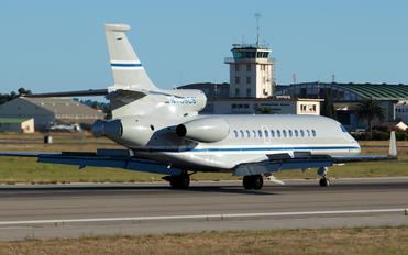 N786CS - Private Dassault Falcon 7X