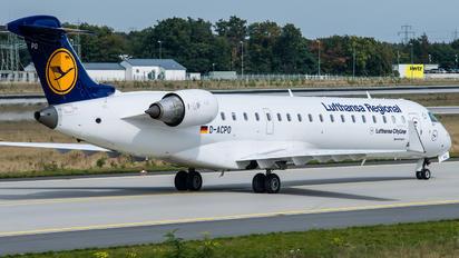 D-ACPO - Lufthansa Regional - CityLine Canadair CL-600 CRJ-701