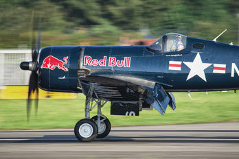 - - The Flying Bulls Vought F4U Corsair