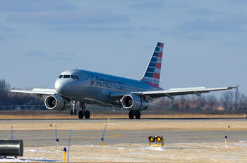 N835AW - American Airlines Airbus A319