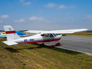 EC-DX1 - Private Tecnam P92 Echo, JS & Super