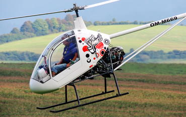 OM-M669 - Private CH7 Heli-sport CH7 Kompress
