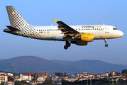 EC-LRZ - Vueling Airlines Airbus A319 aircraft