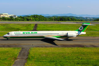 B-17925 - Eva Air McDonnell Douglas MD-90