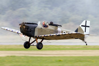 G-BNPV - Private Bowers FlyBaby 1A