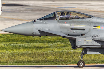 ZJ935 - Royal Air Force Eurofighter Typhoon FGR.4