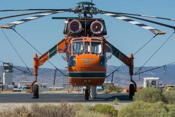 N164AC - Erickson Air-Crane Sikorsky S-64E/F Skycrane