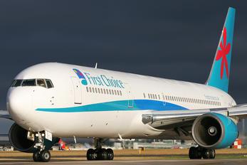 G-PJLO - First Choice Airways Boeing 767-300ER