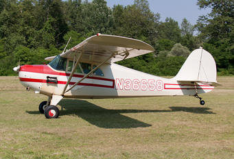 N36658 - Private Aeronca Aircraft Corp 65 Super Chief