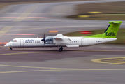 YL-BAX - Air Baltic de Havilland Canada DHC-8-400Q / Bombardier Q400 aircraft