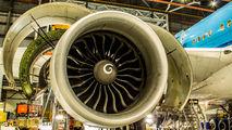 - - KLM Boeing 777-300ER aircraft