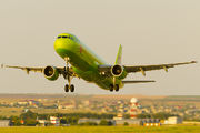VQ-BQH - S7 Airlines Airbus A321 aircraft