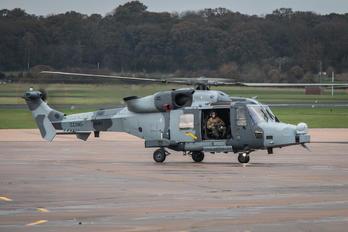 ZZ390 - British Army Agusta Westland AW159 Lynx Wildcat AH.1