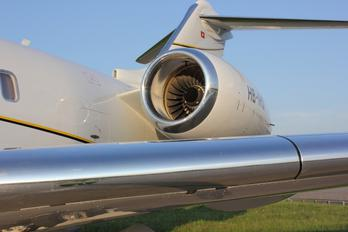 HB-IHQ - Private Bombardier BD-700 Global Express