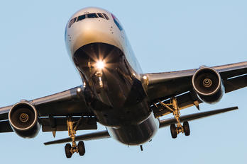 G-BNWW - British Airways Boeing 767-300