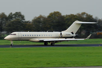 N194WM - Private Bombardier BD-700 Global Express