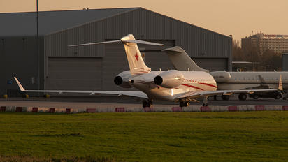 M-CCCP - Private Bombardier BD-700 Global 5000